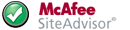 Rasarit tested by McAfee Internet Security